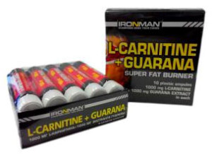 L-Carnitine + Guarana