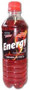 Энергетик «ENERGY»