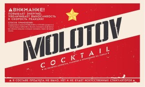 Энергетик «MOLOTOV COCKTAIL»