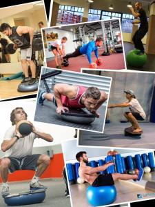 Бег, штанги-тренажеры, кроссфит, балансовый тренинг- где правда и что выбрать для тренировок?  Продолжение. Часть 5. Балансовый тренинг.
