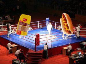 Хот-дог vs гречка